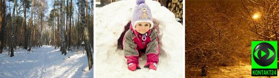 Zima nadal cieszy małych i dużych