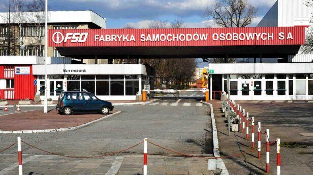 Fabryka FSO Cezary Piwowarski/ wikipedia cc by-sa