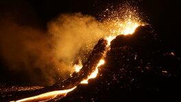 Przebudzenie wulkanu na Islandii