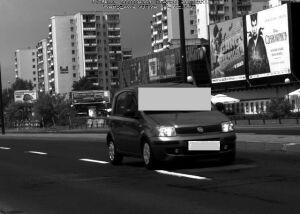 Fotoradar wciąż łapie w al. KEN. Rekordzista jechał 110 km/h