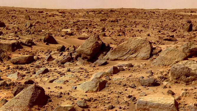 """Jak wyżywić osadników na Marsie. """"Wykorzystać ścieki produkowane przez ludzi"""""""