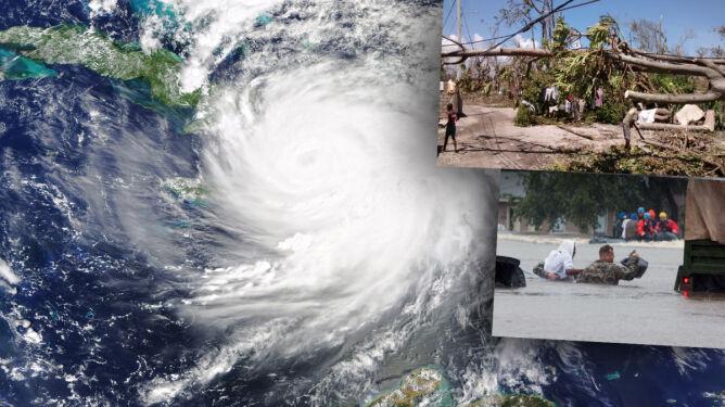 Za nami najbardziej śmiercionośny <br />sezon huraganów od ponad 10 lat