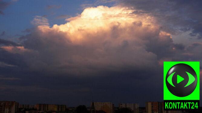"""""""Gdybyśmy znaleźli się wewnątrz tej chmury, oszalelibyśmy ze strachu"""""""