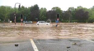 Krzysztof Błażejczyk mówi o powodziach na zachodzie Europy