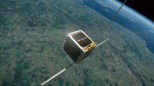 Polski satelita już rok krąży po orbicie